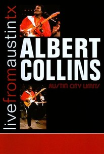 Live From Austin TX: Albert Collins