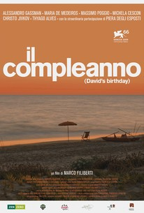 Il Compleanno (David's Birthday)