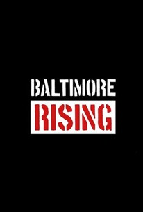 Baltimore Rising movie poster