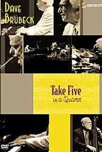 Dave Brubeck - Take Five in a Quartet