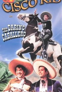 The Daring Caballero (Guns of Fury)