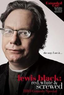 Lewis Black: Red, White & Screwed