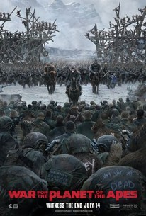 War For The Planet Of The Apes 2017 Rotten Tomatoes