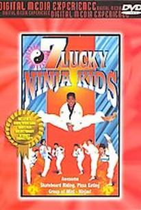 7 Lucky Ninja Kids