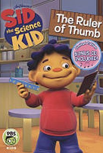 Sid the Science Kid: The Ruler of Thumb