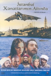 Istanbul kanatlarimin altinda