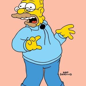 Grandpa Simpson is voiced by Dan Castellaneta