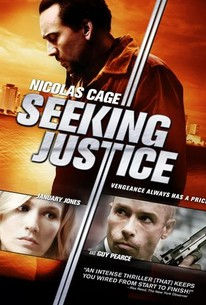 Poster for Justice (2011)