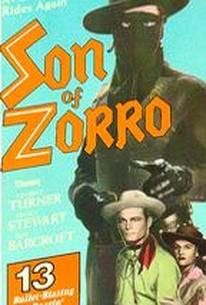 Son of Zorro