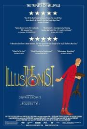 The Illusionist (L'illusionniste) (2010)