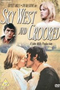 Sky West and Crooked (Bats with Baby Faces)(Gypsy Girl)