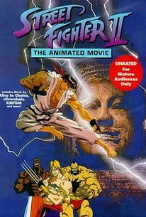 Street Fighter Ii The Animated Movie 1995 Rotten Tomatoes