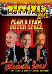 RiffTrax: Plan 9 from Outer Space: LIVE! Nashville 2009