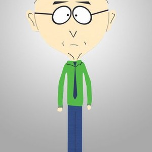 Mr. Mackey is voiced by Trey Parker