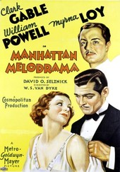 Manhattan Melodrama