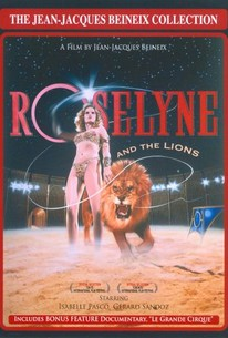Roselyn and the Lions