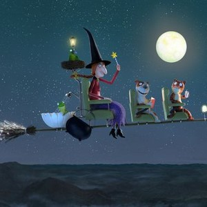 Room on the Broom (2012) - Rotten Tomatoes