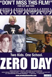 Zero Day (2003)   Rotten Tomatoes