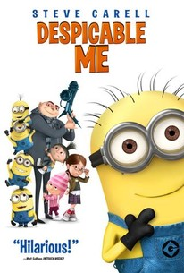 Despicable Me (2010) - Rotten Tomatoes
