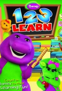 Barney: 1, 2, 3 Learn