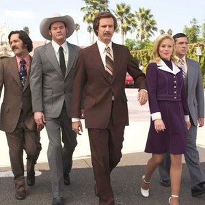 Anchorman - The Legend Of Ron Burgundy (2004) - Rotten Tomatoes