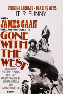 Gone with the West (Little Moon and Jud McGraw) (Bronco Busters )
