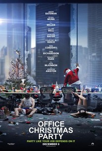 Office christmas party 2016 rotten tomatoes office christmas party solutioingenieria Images