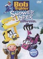 Bob the Builder - Snowed Under: Bogglesberg Winter Games