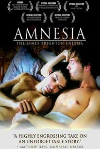Amnesia: The James Brighton Enigma