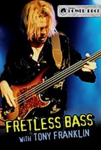 Fretless Bass with Tony Franklin