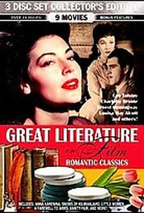 Great Literature on Film - Romantic Classics