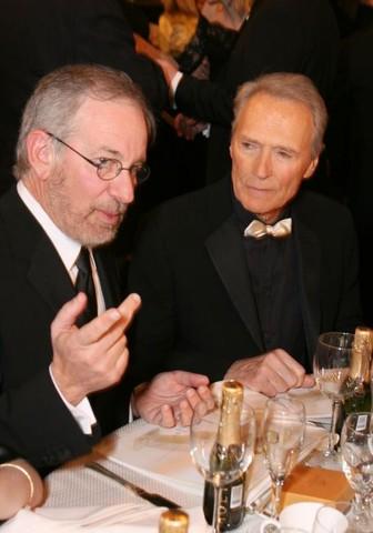 Moet & Chandon Inside Ballroom at the 64th Annual Golden Globe Awards