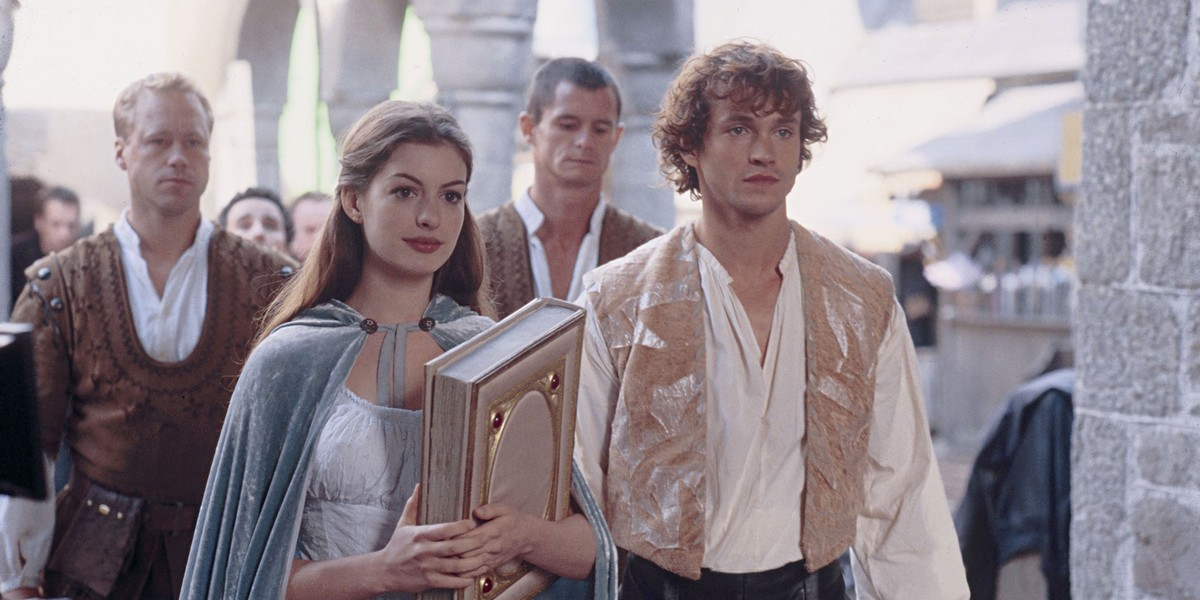Ella Enchanted (2004) - Rotten Tomatoes