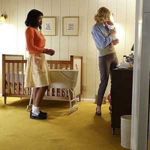 Masters of Sex (season 2, episode 2): Keke Palmer as Coral and Caitlin Fitzgerald as Libby Masters