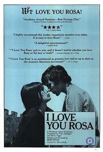Ani Ohev Otach Rosa (I Love You, Rosa)