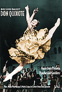 Bolshoi Ballet - Don Quixote