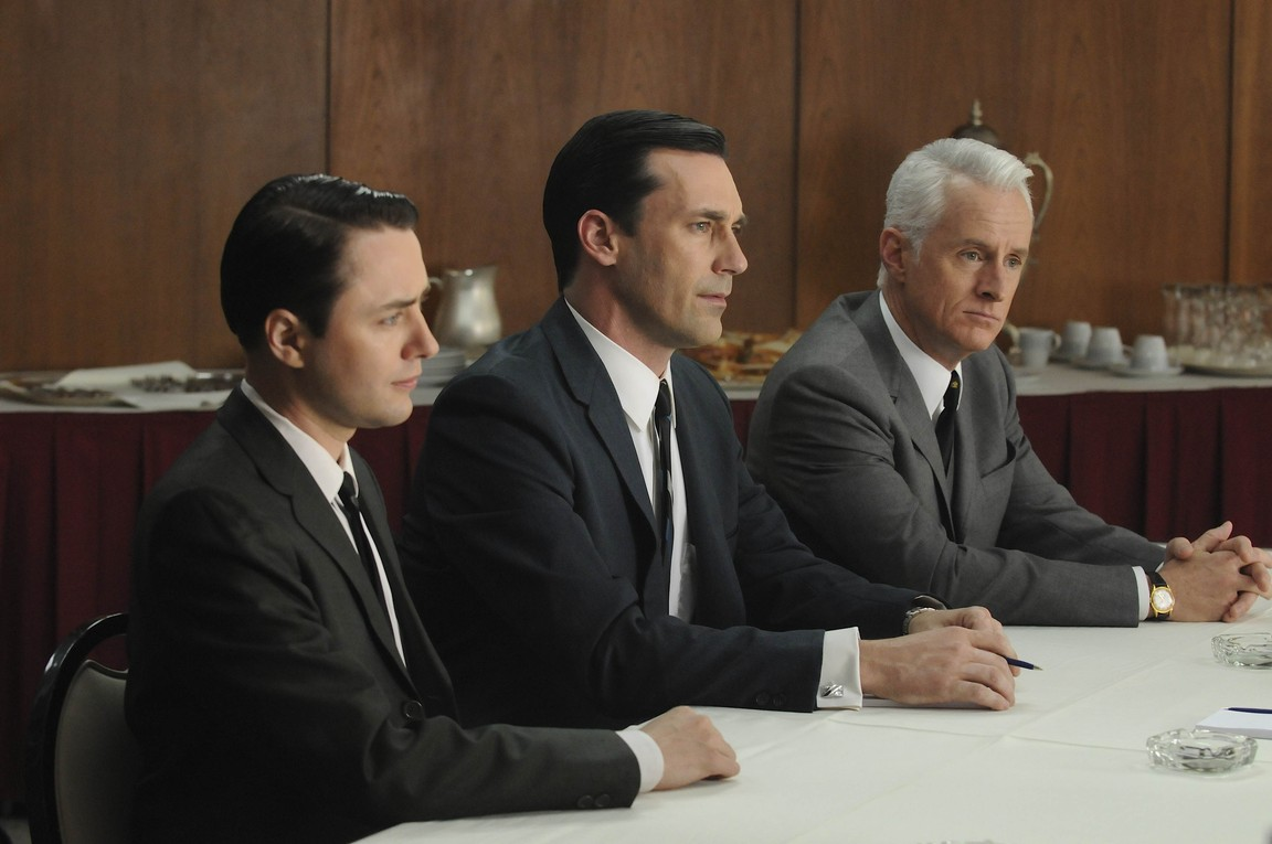 Mad Men Season 4 Episode 1 Rotten Tomatoes
