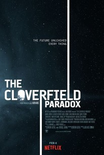 The Cloverfield Paradox 2018 Rotten Tomatoes