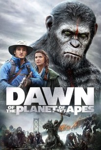 Dawn Of The Planet Of The Apes 2014 Rotten Tomatoes