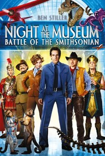 Night At The Museum 2 Battle Of The Smithsonian 2009 Rotten