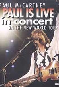 Paul McCartney - Paul Is Live