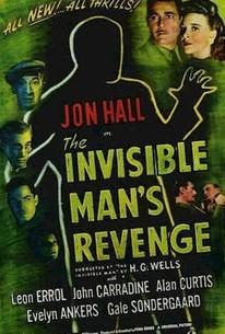 The Invisible Man's Revenge