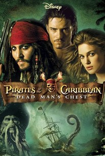 Pirates of the Caribbean: Dead Man's Chest (2006) - Rotten ...