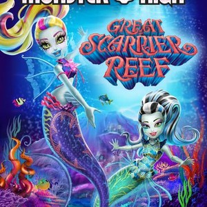 Monster High Great Scarrier Reef 2016