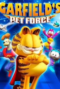 Garfield's Pet Force