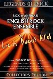 Rick Wakeman - Live in Buenos Aires
