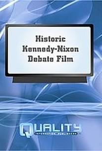 JFK Nixon Debate Film: John F. Kennedy & Richard Nixon Presidential Debates