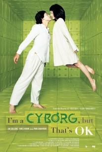 I'm a Cyborg, But That's OK (Saibogujiman kwenchana)