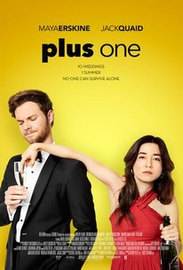 Plus One movie poster