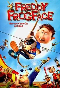 Orla Frøsnapper (Freddy Frogface)